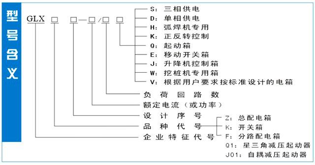 移动电箱标准接线图